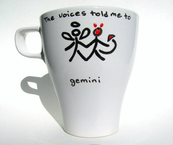 Gemini Mug Zodiac / Astrology Personalized Mug Wholesale Bulk