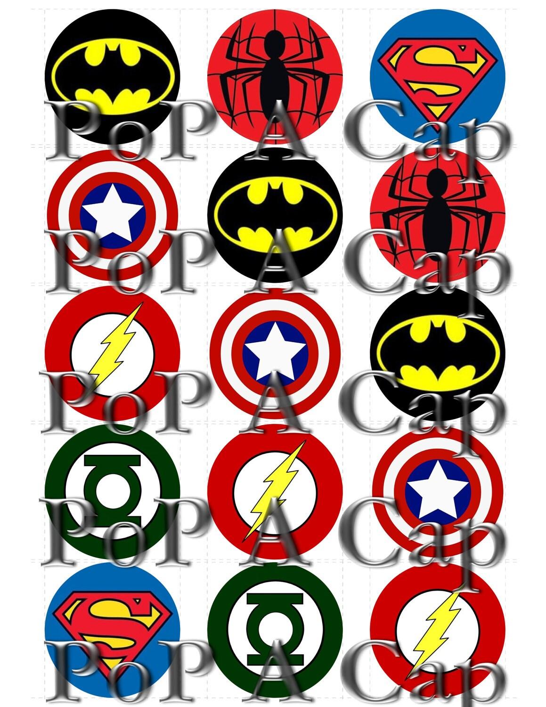 Superhero Names And Logos | www.imgkid.com - The Image Kid ...