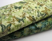Indian Summer Meadow Gold Bundle - 1 YD Total - FabricFascination