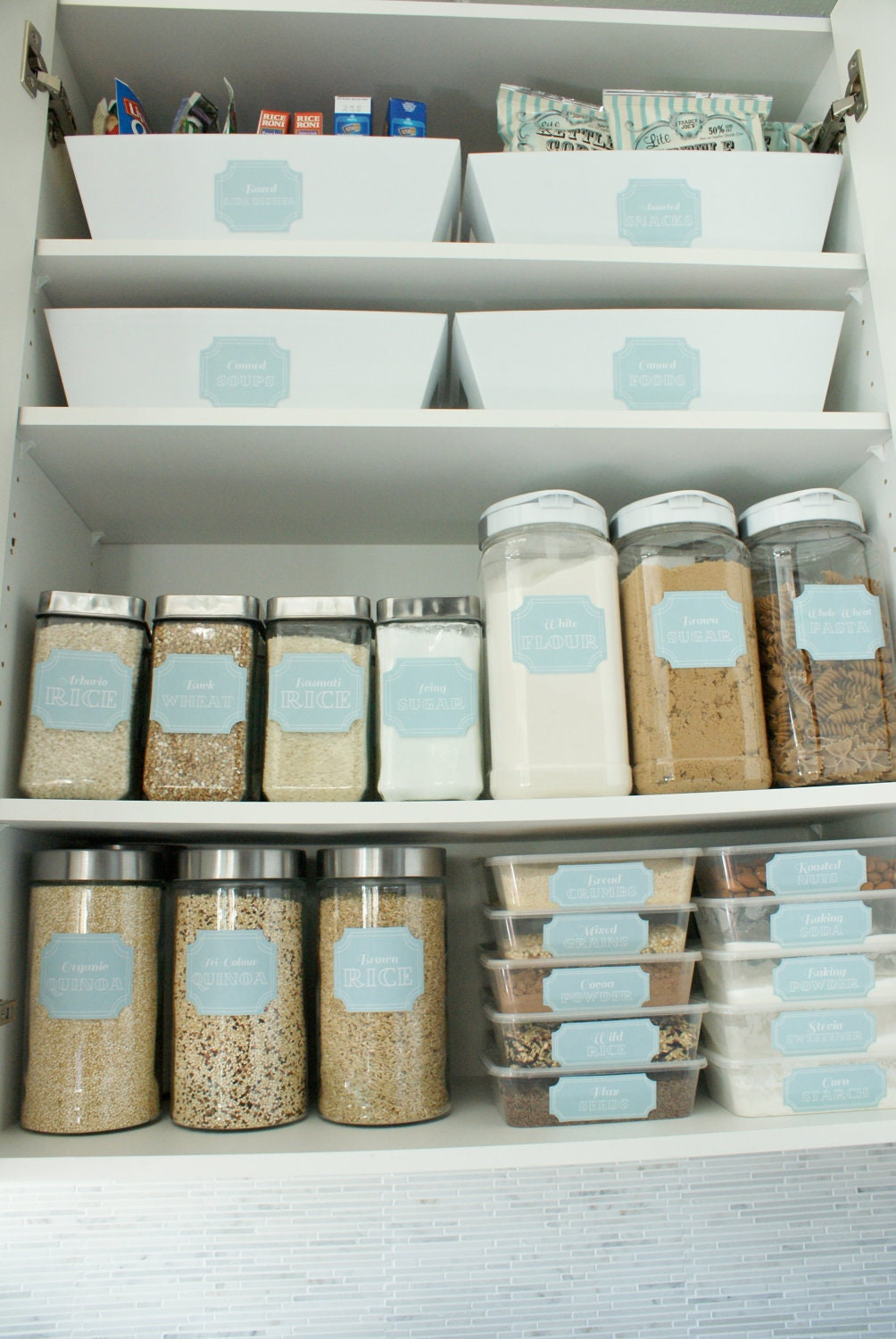 Pantry Raid Part 1 5 Best Tips To Organize Your Pantry
