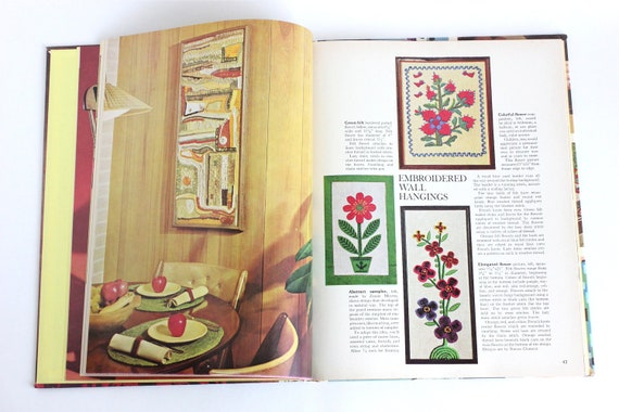 Stitchery and Crafts Book by Better Homes and Gardens