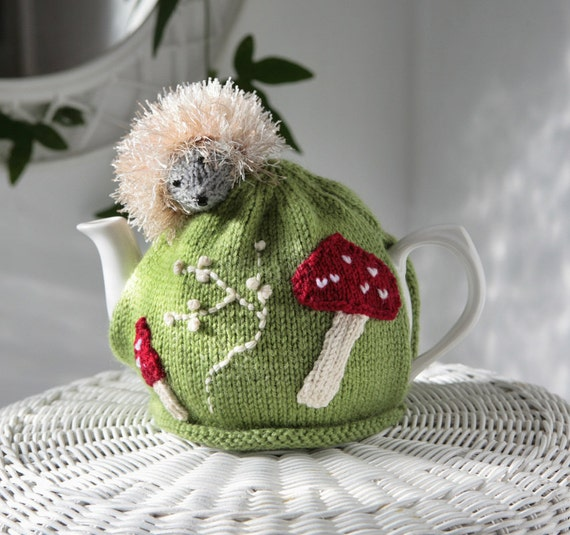 Harry Hedgehog Tea Cosy