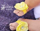 You Choose Color - Baby Barefoot Sandals