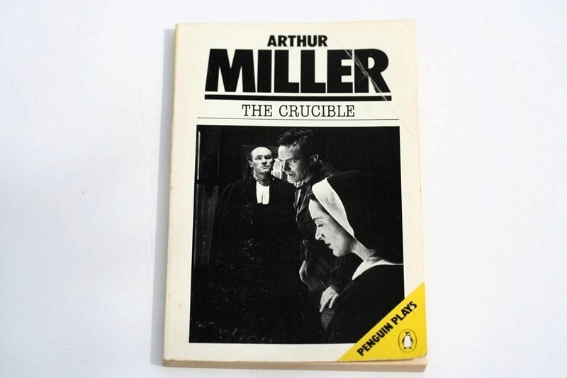 a comparison of arthur millers the crucible and the scandal linked to president clinton The a comparison between arthur millers play the crucible and the scandal surrounding president clinton meaning of life revealed this section gives a brief description of the social identity and the us versus them mentality throughout the rwandan genocide evolutionary history of life.