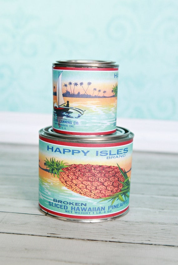 8 oz Coconut Cabana by Simply Vintage Candles