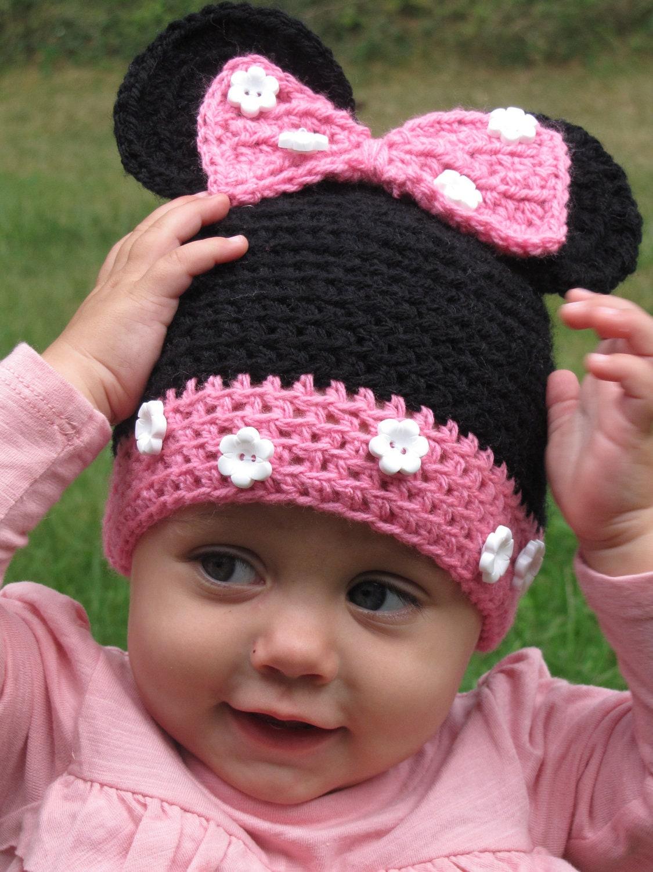Crochet Toddler Hats