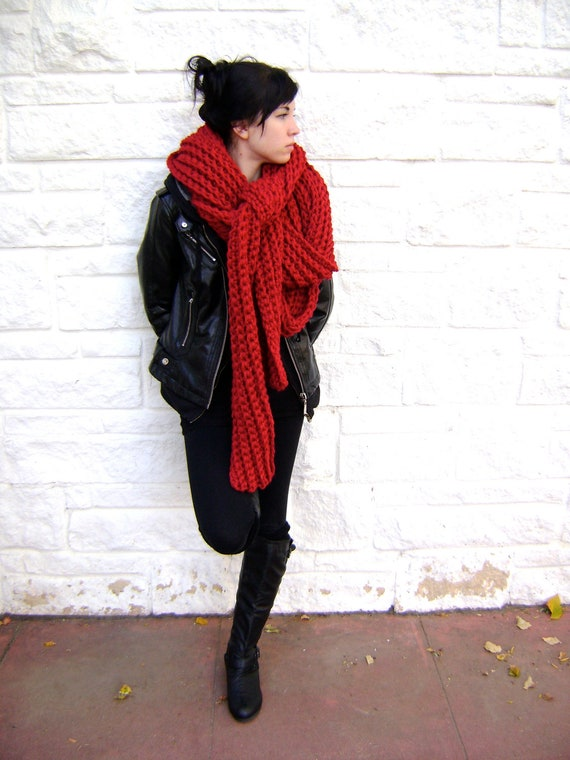 Crochet Scarf PATTERN On Sale reg 650  for Mile Long Scarf Cowl  Crochet Scarves For Sale