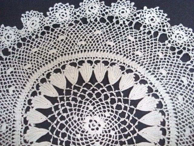 Crochet Irish Lace