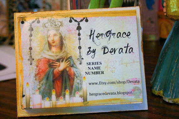 Mary, Grace of the Miraculous Medal