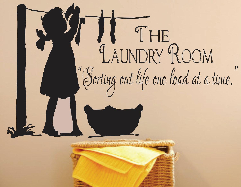 Laundry Room Vinyl Quotes. QuotesGram