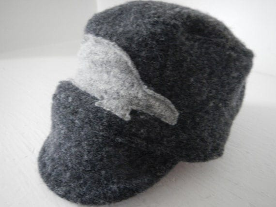 Little Turtle Upcycled Wool baby hat cadet newsboy newborn 3 6 9 12 months boy girl nature repurposed recycled t shirt solar made