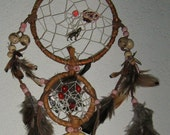 Twilight New Moon Triple Dream Catcher Etsy Handmade Team - DreamCatcherMan