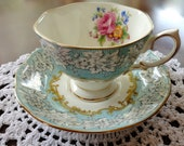 Royal Albert Teacup Saucer Enchantment
