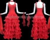 ballroom gowns BD-SG2744 - DanceDressShop