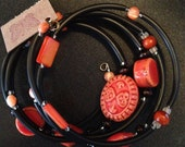 Stretchy /curl bracelet
