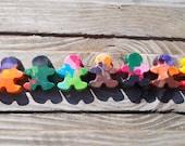 Recycled Crayons, Crayons, Toddler Crayons, Crayon shapes - MadOAT