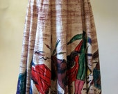 Vintage 50s Matador Circle Skirt - daisyfairbanks