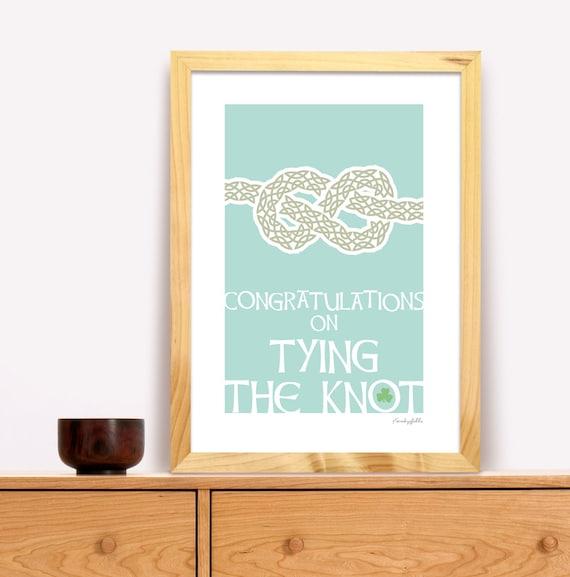 Wedding Gift Irish Trad Poster