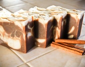 Spiced Pumpkin Soap - Vegan and Handcrafted - EmilysHomestead