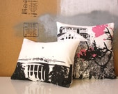Washington DC Throw Pillow Bundle - Urban Pillow Collection - NestaHome
