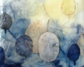 Out to Sea, encaustic - aliherrmann