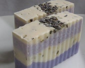 LAVENDER l  Purple l REFRESHING l Flowers l Handcrafted Soap l GIft - PSILoveSoapCo