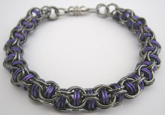 Enchantress Chainmaille Bracelet