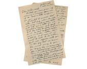 Vintage Handwritten Letter, 1923, Julian Nebr., letter, - vintagetoyshoppe