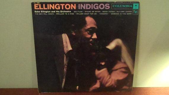"Duke Ellington ""Indigos"" Album"