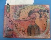MoJuba Osayin . Orisa Cigar Box