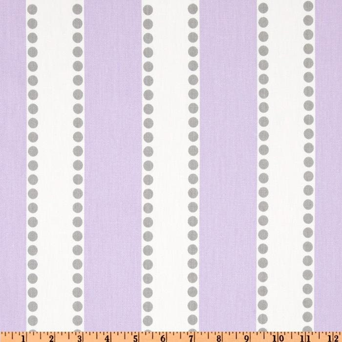 lavender stripe fabric by the yard premier prints by fabricsecret