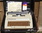 Smith Corona Electric Typewriter circa 1970