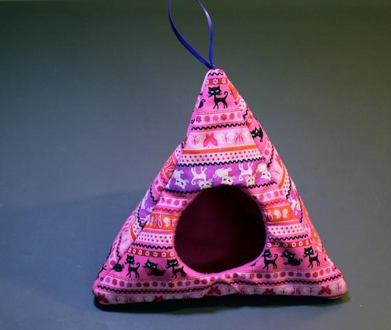 Large Cat Hammock Cats Triangle Pyramid Hammock