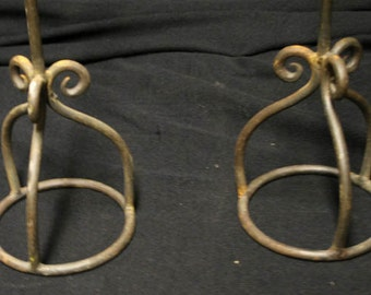 Popular items for wrought iron garden stake on Etsy