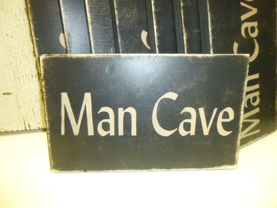 MAN CAVE SIGN / Fathers Day Special Man Cave Sign gift for Dad / Fathers Day Gift / Dad's Man Cave