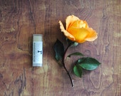 Mandarin Rose Lip Balm - Coconut Oil, Beeswax, Shea Butter - ripeshop