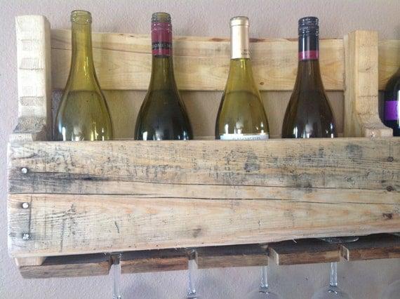 reclaimed wine rack set of 2 sale this week off - Wine Racks For Sale
