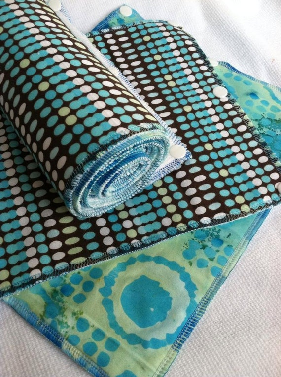Reusable Paper Towels, UnPaper Towels, Cloth Napkins