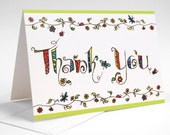 Thank You Card - SupportingArtProject