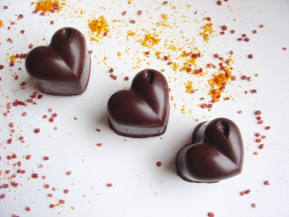 Chocolate bonbons from Life Kitchen