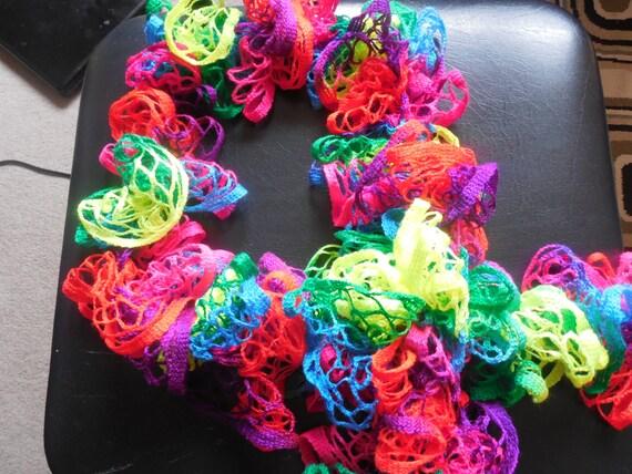 Multi Color/Rainbow Sashay Scarf