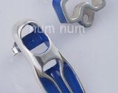 Sterling silver 925 diving earrings