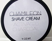 NEW Women's Shave Cream Soap Activated Charcoal or Sea Kelp,Hair Removal, Moisturizing,, Bentonite Clay,