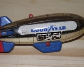 Goodyear Blimp Diecast 1970s Collectible