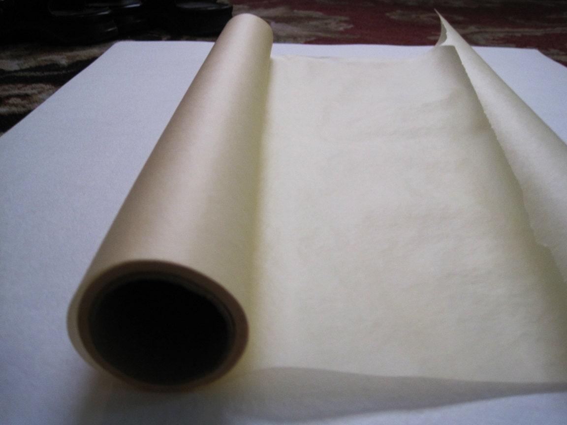onion skin paper roll