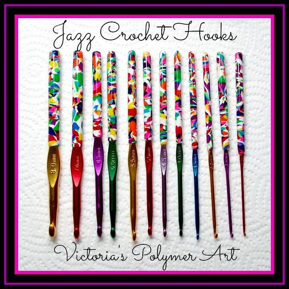 Jazz  Crochet Hooks