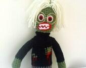 Zombie Andy Warhol