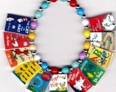 Dr. Seuss Book Cover Bracelet - Oseweverything