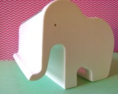 "THEY'RE HERE..Multiple roll washi tape dispenser/organizer ""Mas Cut"" Large Elephant. - mechakucha808"