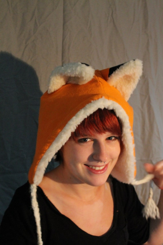 Cozy Fox Hat